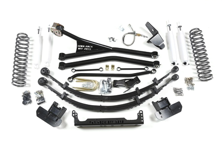 "XJ Kits Réhausses 5"" (12,70cm)"