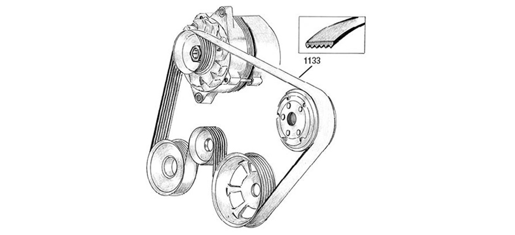 jeep patriot belt replacement diagram