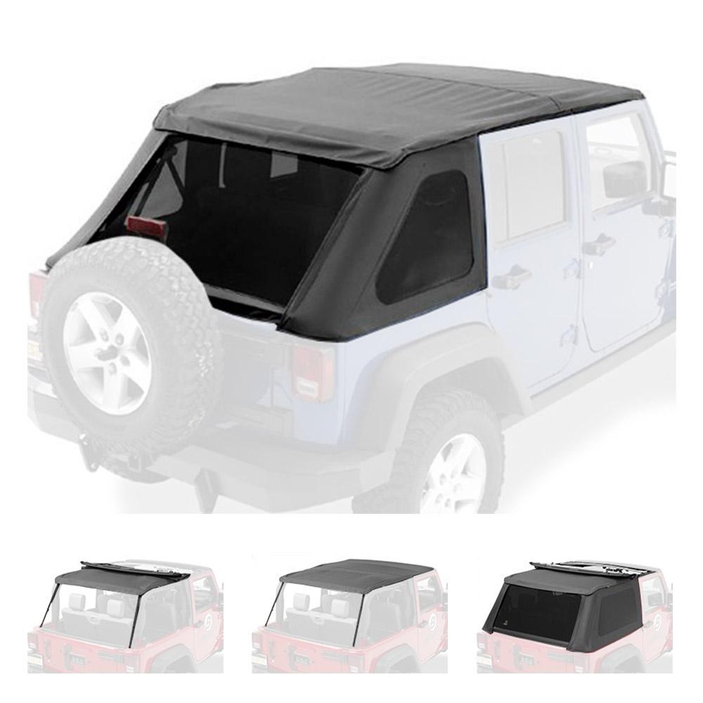 Bâche & Bikini Jeep Wrangler JK