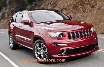 Grand Cherokee WL WK2