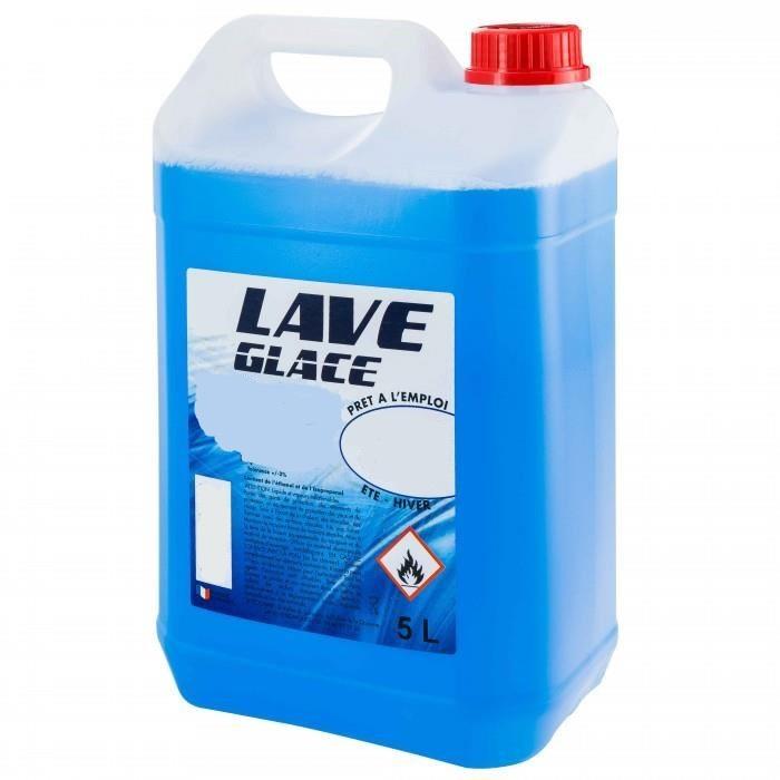 Liquides de lave glace