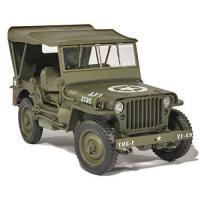 Willys MB, M201, CJ2, CJ3