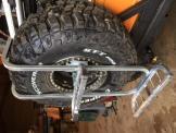 XJ Porte-Bicyclette / Ski