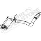 Filtre à particule 2.8L CRD (200 chevaux) Jeep Wrangler JK
