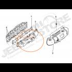 Occasion: Collecteur d'échappement 2.8L CRD Jeep Wrangler JK
