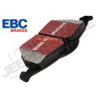 Plaquettes de frein arrière (SPORT EBC Ultimax) Jeep Wrangler JK
