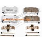 Plaquettes de frein arrière (Haute Performance Power Stop) pour SRT8 Jeep Grand Cherokee WK2, WL