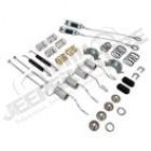 Kit de ressorts pour rattrapage de frein arrière Jeep Wrangler YJ