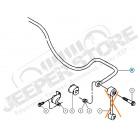 Kit barre stabilisatrice arrière avec fixations et boulonneries (sans biellettes) pour Jeep Wrangler TJ