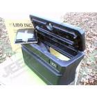 Caisse de rangement pour le coffre (Insta Trunk) coté gauche pour Jeep Cherokee XJ (A la place de la roue de secours)