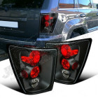 Kit de 2 feux arrière LED version US pour Jeep Grand Cherokee WH, WK