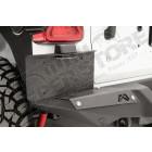 Support de plaque d'immatriculation US (coté gauche) pour Jeep Wrangler JL