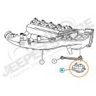 Moteur de ralenti air (sur l'admission) 2.7L CRD Jeep Grand Cherokee WJ, WG