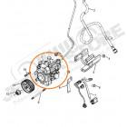 Pompe à injection 2.8L CRD pour Jeep Wrangler JK et Cherokee Liberty KK