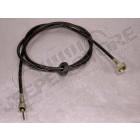 """Câble compteur kilométrique (Quadra) longueur: 80"""" pour Jeep CJ5 et CJ7"""
