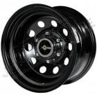Jante acier Modular noir 7x16 - 5x114.3