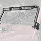 Rampe de lampes portées complète avec 3 LED pour Jeep Wrangler TJ