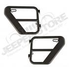 Kit de 2 demi portes tubulaires arrière (gauche et droit) pour Jeep Gladiator JT