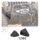 Embouts latéraux pour pare chocs avant XHD (parties latéraux petit) (avec OU sans support de treuil), Jeep Wrangler JK
