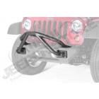 Double barres tubulaire Stinger pour pare chocs avant XHD (partie tubulaire Stinger) (avec OU sans support de treuil), Jeep CJ7 et Wrangler YJ et TJ