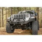 Pare chocs avant acier RR avec porte treuil pour Jeep Wrangler JL