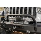 Barre supérieur Over Rider pour pare chocs acier RR Jeep Wrangler JK, JL et Gladiator JT (réf: 51-JS-5280 et 51-JS-5283)