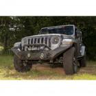 Pare chocs avant Spartan en acier avec porte treuil Jeep Wrangler JL
