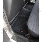 Kit de tapis de sol en caoutchouc arrière Jeep Cherokee XJ