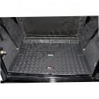 Kit de tapis de coffre en caoutchouc préformé pour Jeep Wrangler TJ