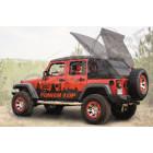 Bache électrique POWER TOP , Jeep Wrangler JK Unlimited (4 portes)