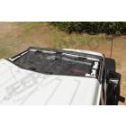 Bikini pour hardtop, couleur: noir mesh Jeep Wrangler JL et Wrangler JL Unlimited (2 et 4 portes)