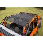 Bikini, couleur: noir mesh Jeep Wrangler JL (2 portes)