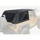 Bache Bowless Top pour Jeep Wrangler JK 2 portes
