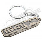 Porte clef acier 1941 avec Willys