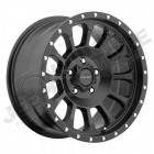 Jante aluminium Procomp Serie 34 - satin black - 5x127 - 8.5x17 - ET: 0