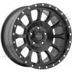 Jante alu ProComp Serie 34 - Satin black 8.5x17 - 6x139.7 - ET: 0