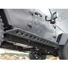 Kit de protections noir pour Jeep Wrangler JK (la paire) (JK 2 portes)