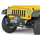 Barre en acier pour Pare Chocs Smittybilt (réf: 1533.39) pour Jeep Wrangler JK