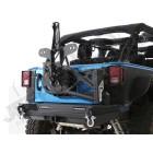 Pare chocs arrière en acier Gen2 (avec porte roue) pour Jeep Wrangler JK