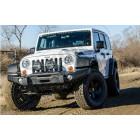 Pare chocs avant acier avec porte treuil PREMIUM AEV (sans tube) Jeep Wrangler JK