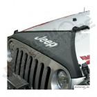 """Protection de capot Jeep en tissu """"String Jeep"""" pour Jeep Wrangler JK"""