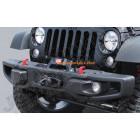 Pare chocs avant MOPAR rubicon 10th anniversaire Jeep Wrangler JK