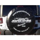 Housse de roue de secours, 33x11.5 JEEPER STORE (285/75 , 305/70)