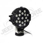 Feu Longue portée rond à LED , 51W - 3500 lumens (diametre: 180mm)