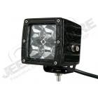 Lampe LED carré universel (12 volts) 20 watts , 1400 lumens (unitaire)