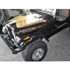 Autocollant ''Golden Eagle'' Jeep CJ V8
