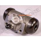 Cylindre de roue arrière gauche Jeep Wrangler YJ (pour tambour en 254mm de diamètre, Dana 35)