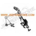 Levier de frein à main complet Jeep Jeep Cherokee Liberty KK
