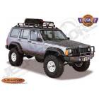 4 Elargisseurs d'aile BUSHWACKER Jeep Cherokee XJ