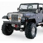 Pare chocs acier avant Rock Crusher pour Jeep Wrangler YJ et TJ